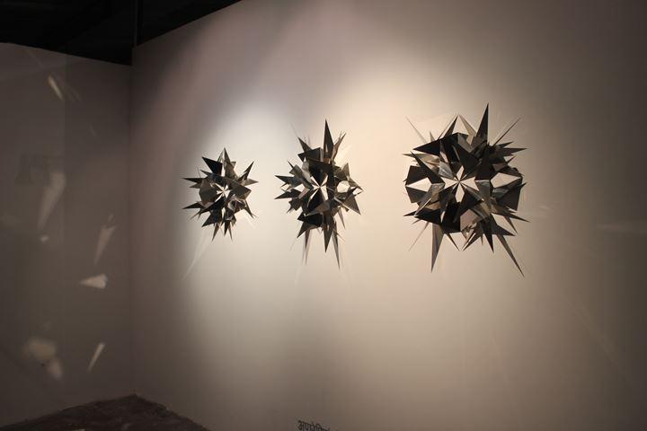 Exhibition view: Suñatā Samantā: Emptiness Equality, Devi Art Foundation, New Delhi (20 January–2 March 2020). Courtesy Devi Art Foundation.