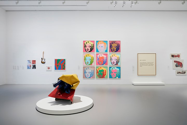 MoMA at NGV: 130 Years of Modern and Contemporary Art, 2018, NGV INternational (9June-7October. Photo: Tom Ross.