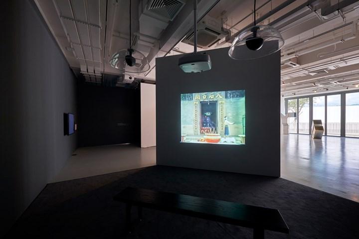 May Fung, She Said Why Me (1989). Exhibition view: Five Artists: Sites Encountered, M+ Pavilion, Hong Kong (7 June–10 October 2019). Courtesy M+, Hong Kong.