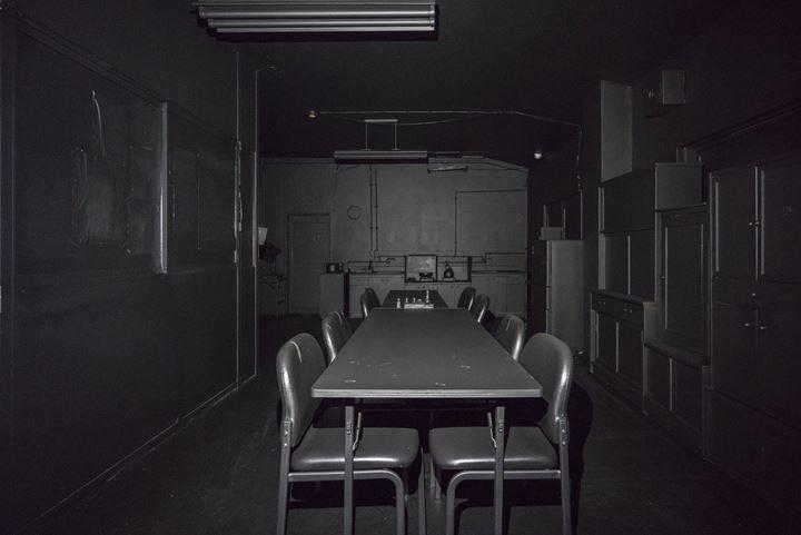 Gregor Schneider, Station 8: Kobe Municipal Hyogo Hostel: 'The Dark Side of the Dwelling' part of 'End of the Museum—12 Stations' (2019). Courtesy the artist. Photo: © Gregor Schneider / VG Bild-Kunst Bonn.
