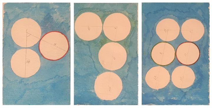 David Lamelas, Señalamiento de 3, 4 y 6 (1989). Courtesy the artist and Galeria Jaqueline Martins.