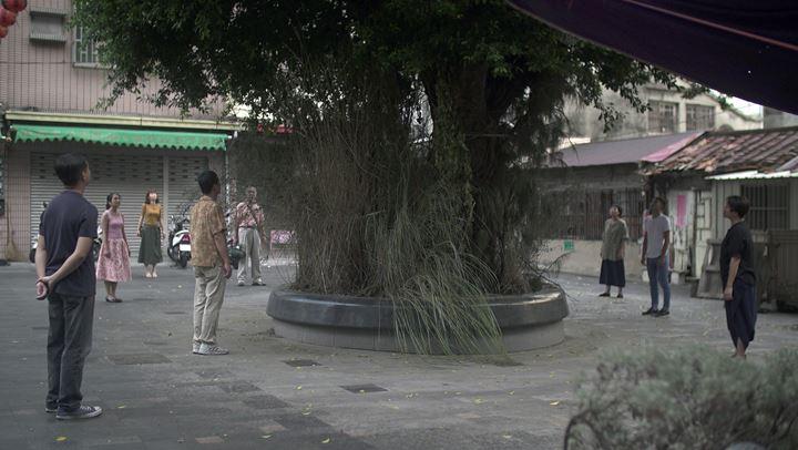 Karolina Breguła, Square (2018). Exhibition view: Every Step in the Right Direction, Singapore Biennale 2019, Gillman Barracks, Singapore (22 November 2019–22 March 2020). Courtesy Singapore Art Museum.
