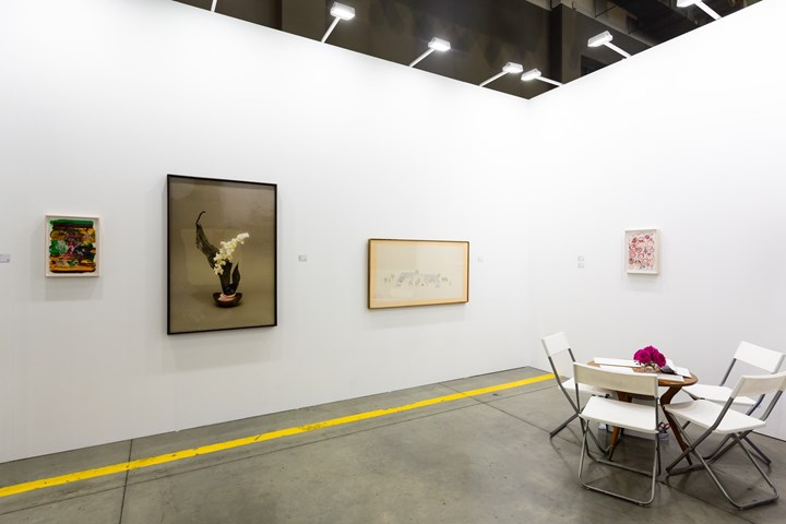 Luo Jr-Shin, The Banquet (2013) amongst other works on view at Michael Ku Gallery, Taipei Dangdai (18–20 January 2019). Courtesy Taipei Dangdai.