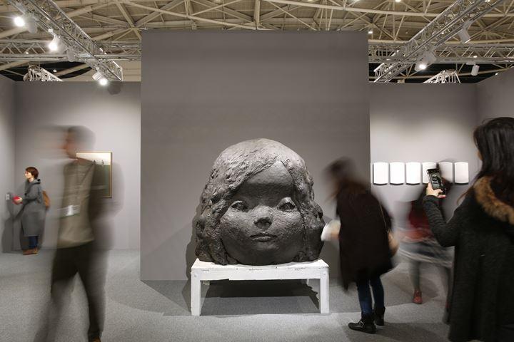 Taipei Dangdai, Nangang Exhibition Center (17–19 January 2020). Courtesy Taipei Dangdai.