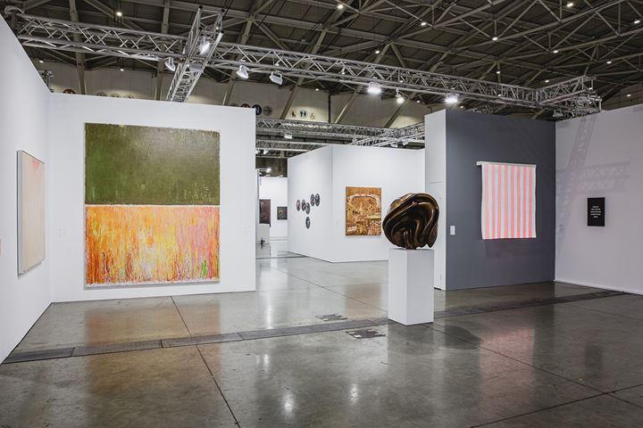 Lisson Gallery, Taipei Dangdai, Nangang Exhibition Center (17–19 January 2020). Courtesy Lisson Gallery. Photo: Moxi.