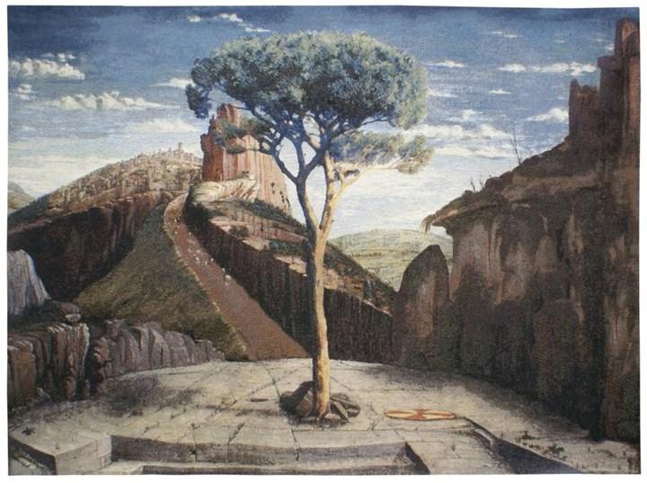 Donald & Era Fransworth, Mythos I, Homage to Mantegna (2006). 143.5 x 199.3 cm. Courtesy the artists and Bluerider ART.