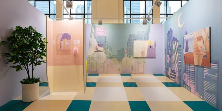 Exhibition view: Blindspot Gallery, Art021 Shanghai Contemporary Art Fair (8–11 November 2018). Courtesy Blindspot Gallery.
