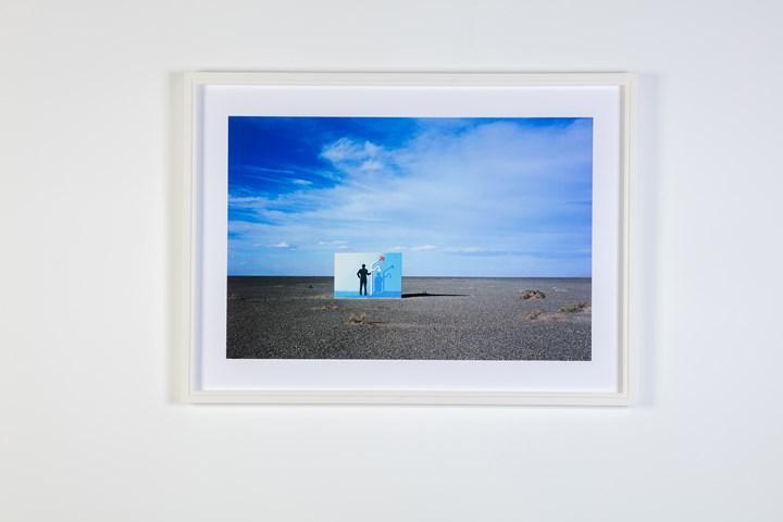 Zhang Hui, Zhuang Hui Solo Exhibition (2014) (Detail). Exhibition view: Starting from the Desert: Ecologies on the Edge, 2nd Yinchuan Biennale, MOCA Yinchuan (9 June–30 September 2018). Courtesy MOCA Yinchuan.