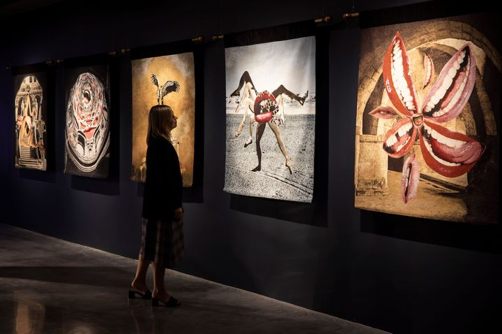 Deborah Kelly, Creation (2021). Exhibition view: The National 2021: New Australian Art, Museum of Contemporary Art Australia, Sydney (26 March–22 August 2021). Courtesy © the artist. Photo: Anna Kučera.