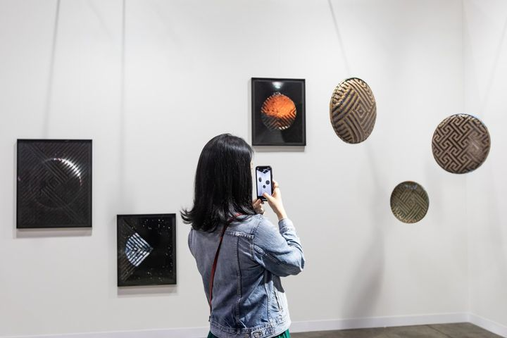 Clarissa Tossin, Commonwealth and Council, Art Basel in Hong Kong (29–31 March 2019). Courtesy © Art Basel.