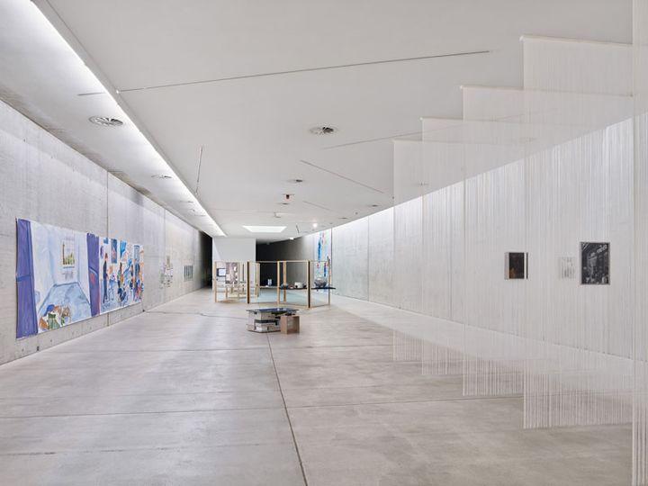 Exhibition view: Akademie, KIT – Kunst im Tunnel, Düsseldorf (21 October 2017–7 February 2018). Courtesy KIT – Kunst im Tunnel. Photo: Ivo Faber.