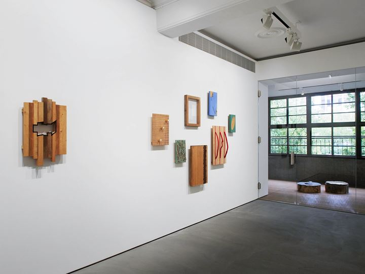 Exhibition view: Suga Kishio, Each Modern, Taipei (11 September–26 October 2019). Courtesy Each Modern.
