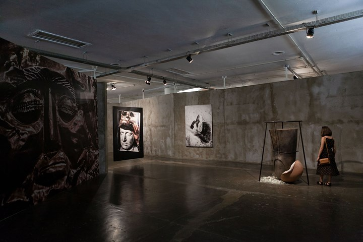 Exh ibition view: The Infinite History of Things or the End of the Tragedy of One, curated by Sofia Borges at the 33rd Bienal de São Paulo: Affective Affinities (7 September–9 December 2018). Courtesy Bienal de São Paulo Foundation. Photo: © Pedro Ivo Trasferetti / Bienal de São Paulo Foundation.