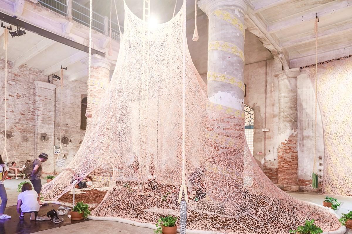 Viva arte venezia venice biennale 2017 ocula for Artisti biennale venezia
