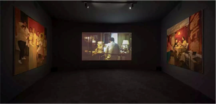 Exhibition view: Forget Sorrow Grass: An Archaeology of Feminine Time (14 September– 17 November 2019), Times Museum, Guangzhou. Courtesy: Times Museum.