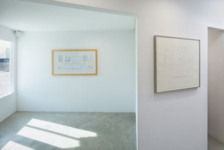 Exhibition view: Michael Brewster, Frequency, Baik Art, Los Angeles (18 January–14 March 2020. Courtesy Baik Art.