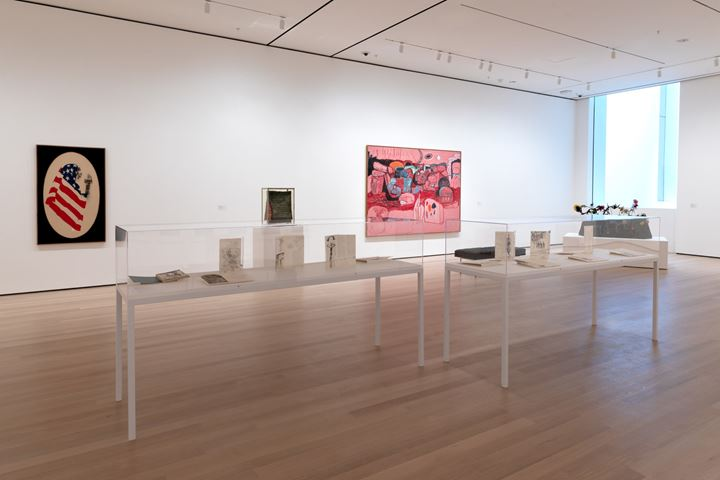 Exhibition view: War within, War Without, Gallery 420, The Museum of Modern Art, New York. © 2019 The Museum of Modern Art. Photo: Robert Gerhardt.