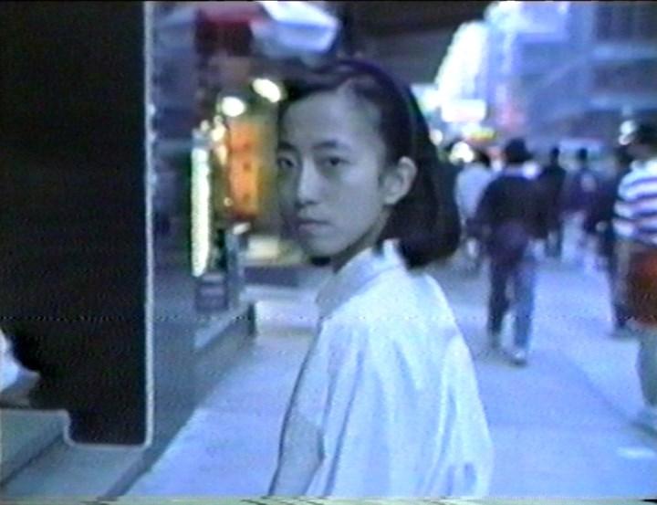 May Fung, She Said Why Me (1989). VHS transferred to digital (colour, mono sound). 8 min. © May Fung. Courtesy M+, Hong Kong.