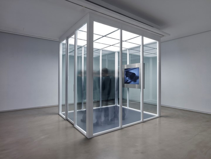 Exhibition view: Chen Chieh-jen, After the Financial Crisis and Automated Production 金融風暴與自動化生產之後……, Lin & Lin Gallery, Taipei (15 December 2018–26 January 2019). Courtesy Lin & Lin Gallery. Photo by Chen You-wei.