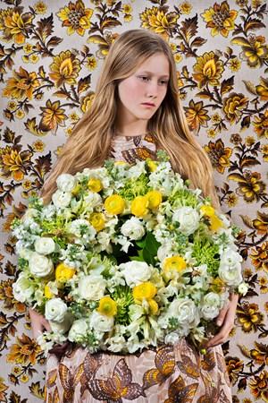 Flora by Polixeni Papapetrou contemporary artwork
