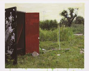 The House - Closet by Honggoo Kang contemporary artwork