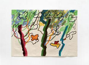Au matin by Etel Adnan contemporary artwork