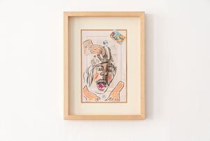 ¡Oh, estaciones! ¡Oh, castillos! by Carmen Calvo contemporary artwork