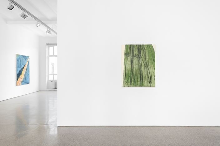 Exhibition view: Koen van den Broek, Keep it together, Galerie Greta Meert, Brussels (7 November 2019–18 January 2020). Courtesy Galerie Greta Meert.
