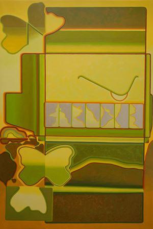 TEETHh by Junghae Park contemporary artwork
