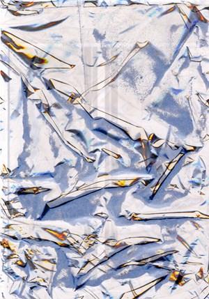 Long Gauze 1 Scanning by Wang Youshen contemporary artwork