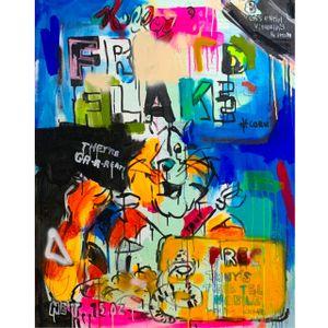 Big Cereal No.9 by KINJO contemporary artwork