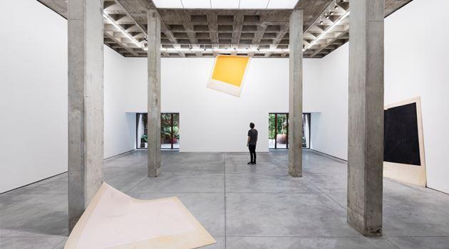 OMR contemporary art gallery in Mexico City, Mexico