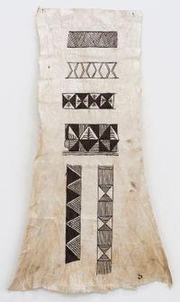 Hiapo Sampler #1 by Cora-Allan Wickliffe contemporary artwork mixed media