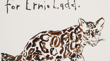 Contemporary art exhibition, Raymond Pettibon, Snow Leopards Online Viewing Room at David Zwirner, Online Only, New York