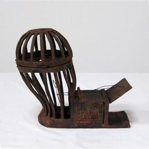 Headcase 08 by Julia Morison contemporary artwork