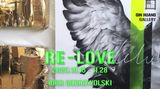 Contemporary art exhibition, Igor Dobrowolski, Re-LOVE at Gin Huang Gallery, Taichung City, Taiwan