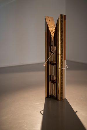 Art History at Home by Usha Seejarim contemporary artwork