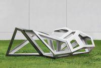 Fourfold Way by Richard Deacon contemporary artwork sculpture