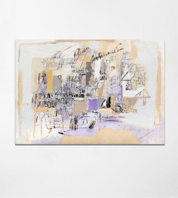A las 4 de la tarde by Sarah Grilo contemporary artwork