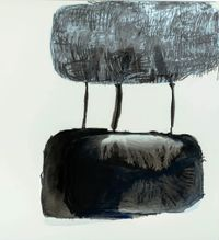 High (Notes) by Marie Le Lievre contemporary artwork painting