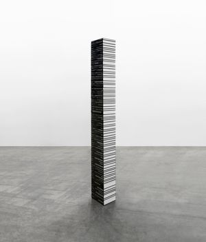 Column on Varieties of Oblivion by Andrea Galvani contemporary artwork