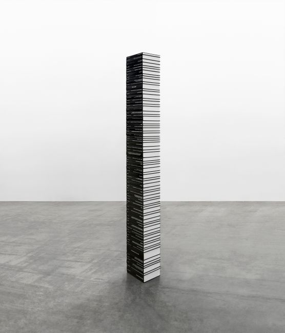 Column on Varieties of Oblivion by Andrea Galvani contemporary artwork