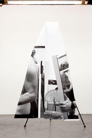 Mirror Study (4R2A0887) by Paul Mpagi Sepuya contemporary artwork