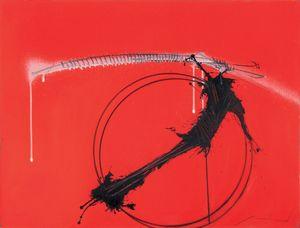 Senza titolo by Emilio Scanavino contemporary artwork