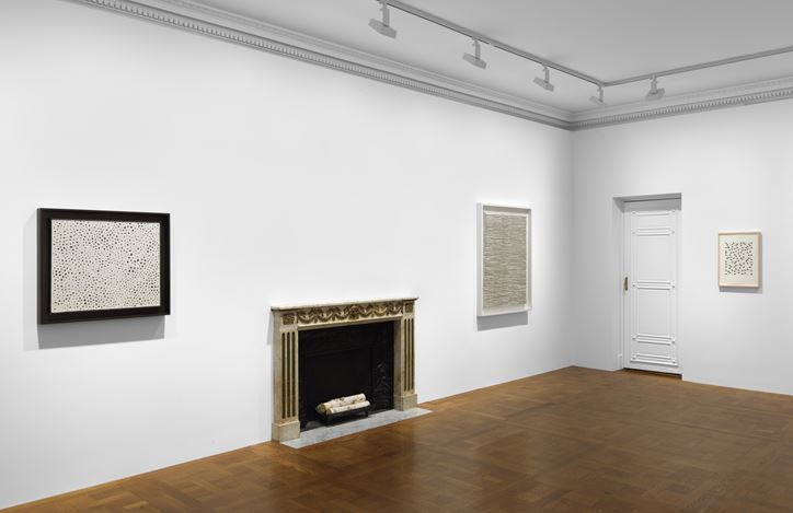 Exhibition view: Group Exhibition, Pure Form, David Zwirner, 69th Street, New York (14 January–20 February 2021). Courtesy David Zwirner.