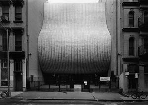 Congregation Shaare Zedek, Manhattan/NYC by Petra Wunderlich contemporary artwork
