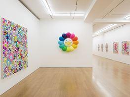"Takashi Murakami<br><em>Change the Rule!</em><br><span class=""oc-gallery"">Gagosian</span>"