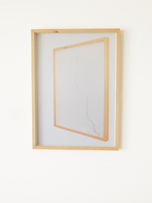 Memory Photo of a Frame by Mehmet Ali Uysal contemporary artwork