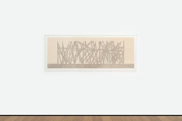 Exhibition view: Peter Peri,Course, Almine Rech, London (18 June–1 August 2020). Courtesy the Artist and Almine Rech. Photo: Melissa Castro Duarte.