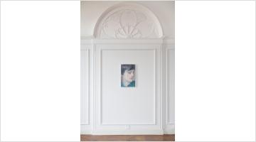 Contemporary art exhibition, Kaye Donachie, Like this. Before. Like waves at Maureen Paley, Morena di Luna, Hove